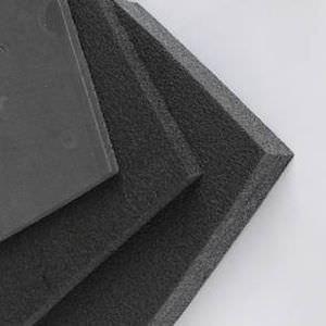 Placă izolatoare adezivată grosime 10 mm