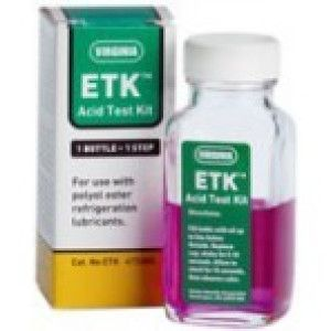 Test pentru ulei PARKER ETK
