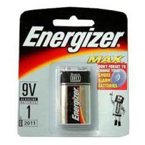 Baterie alcalina ENERGIZER 6LR61 /9V