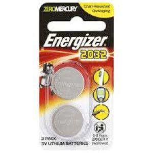 Baterie litiu ENERGIZER (D20 butonul de celule x 3,2 mm) CR2032