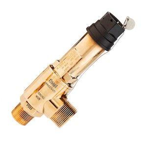 Supape siguranță trecere de tip echer CASTEL 3030/44C