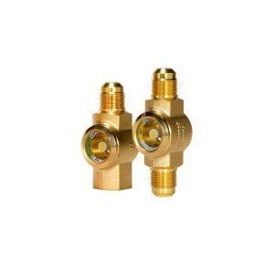 Vizor cu indicator de umiditate DANFOSS SGP 10 N M x F SAE -014L0172 -holender