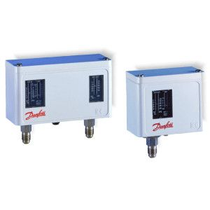 Presostate HP+LP (combinată) DANFOSS KP-15 -060-1154
