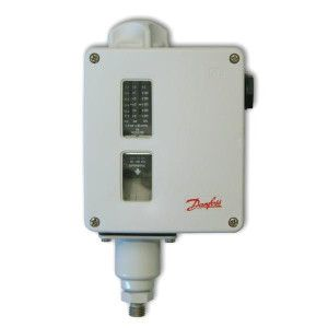 Presostate HP DANFOSS RT-117AL -017L0042