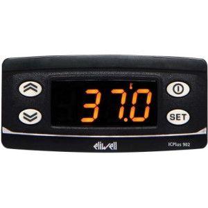 Termometru electronic cu afișaj digital ELIWELL EM600 NTC/PTC