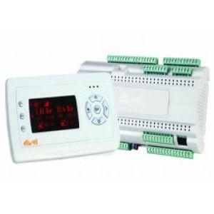 Controler pentru centrale și condensatoare ELIWELL CM9100EO