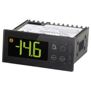 Termostat electronic încastrabil cu 1 și 4 relee CAREL IREVC7HC0F