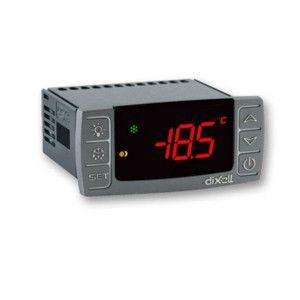 Termostat electronic încastrabil 1 și 3 relee de răcire DIXELL XR20CX