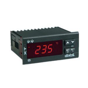 Termostat electronic încastrat 1 și 2 relee de răcire/încălzire multi-sonde DIXELL XT110C