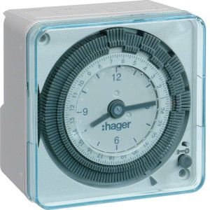 Ceas decongelare HAGER 16021 / EH711