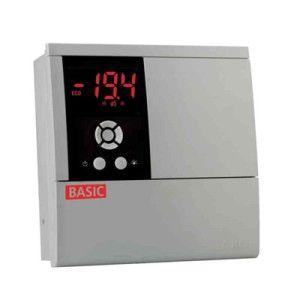 Tablou electric PROPlus 3PH BASIC AKO pentru grup trifazic, evaporator cu ventilație monofazică și rezistențe de decongelare trifazice AKO-15690