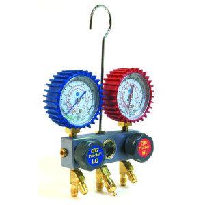 Baterii manometre cu 2 căi REFCO APM-2