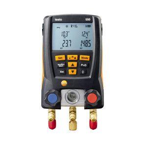 Baterii manometre digitale TESTO 550
