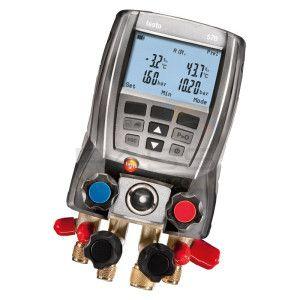 Baterii manometre electronice TESTO 570-2