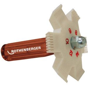 Pieptene tole ROTHENBERGER 224500