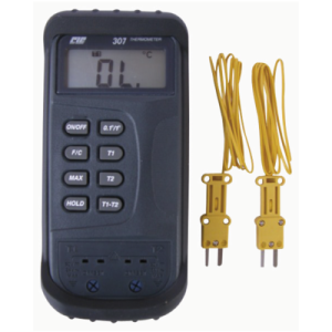 Termometru digital cu 2 sonde TESTO PAN-133