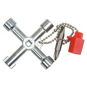 Cheie multiplă KS TOOLS 130.1015