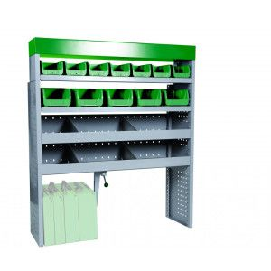 Kit de mobilare pentru vehicul utilitar OPTIMA Kit 10 KGP 5.150