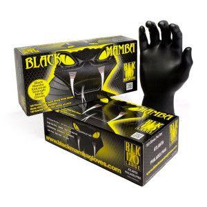 Mănuși BLACK MAMBA mărime L