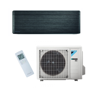 Aer condiționat Daikin    9000 BTU Stylish  FTXA25AT+ RXA25A Black