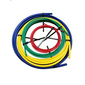 Îndoitor țeavă galben/ albastru. Ø 10. 12. mm 1/2 '' . 5/8'' -  l=4000mm