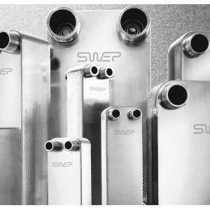 Schimbător în plăci SWEP B10 TH x 20 - 15370-020